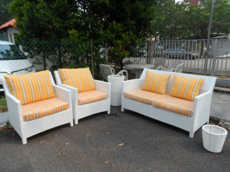 Teak Furniture Malaysia outdoor sofa panama sofa