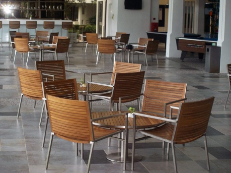 Teak Furniture Malaysia outdoor coffee & side tables accura round coffee table