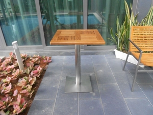 Teak Furniture Malaysia outdoor tables accura square table