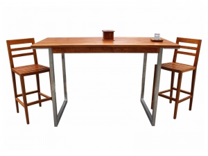 Teak Furniture Malaysia bar tables elegance bar table l240