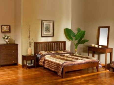 Teak Furniture Malaysia bed frames chelsea bed king size