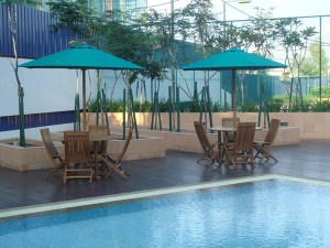 Teak Furniture Malaysia umbrellas commercial 300 umbrella