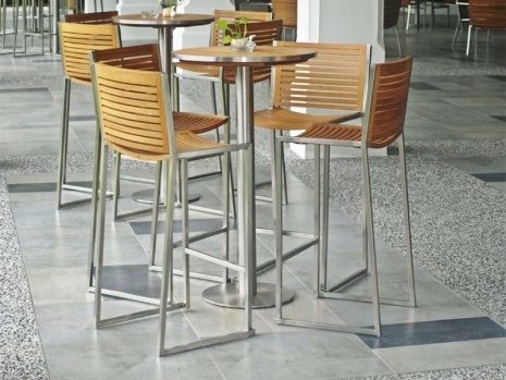 Teak Furniture Malaysia bar chairs accura bar chair