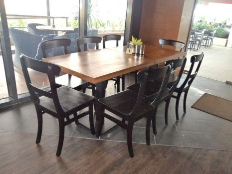 Teak Furniture Malaysia indoor dining tables bahamas dining table l60