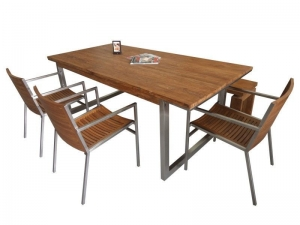 Teak Furniture Malaysia indoor dining tables elegance dining table l180