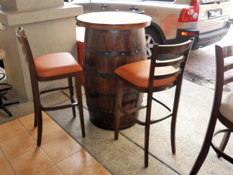 Teak Furniture Malaysia bar tables healy barrel table d70