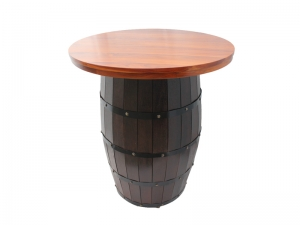 Teak Furniture Malaysia bar tables healy barrel table d90