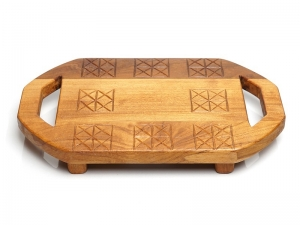 Teak Furniture Malaysia miscellaneous hot plate tray