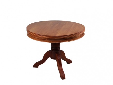 Teak Furniture Malaysia indoor dining tables louis round table