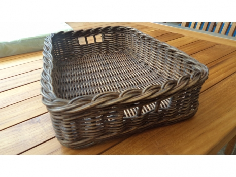 Teak Furniture Malaysia miscellaneous rattan tray