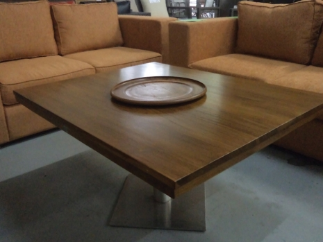Teak Furniture Malaysia miscellaneous round serving tray