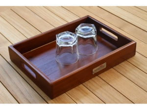 Teak Furniture Malaysia miscellaneous serving tray