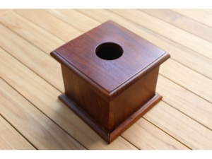 Teak Furniture Malaysia miscellaneous tissue box