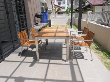 Teak Furniture Malaysia outdoor tables accura table l240