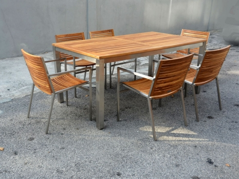 Teak Furniture Malaysia outdoor tables accura table l180