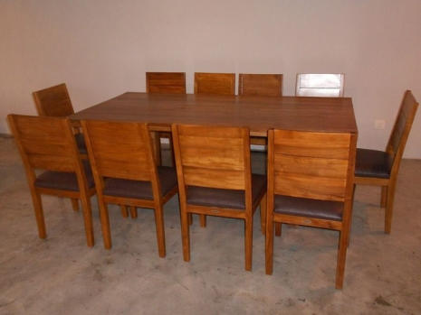Teak Furniture Malaysia indoor dining tables havana dining table