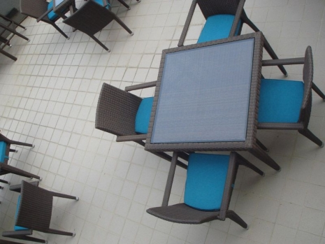 Teak Furniture Malaysia outdoor tables hawaii glasstop table