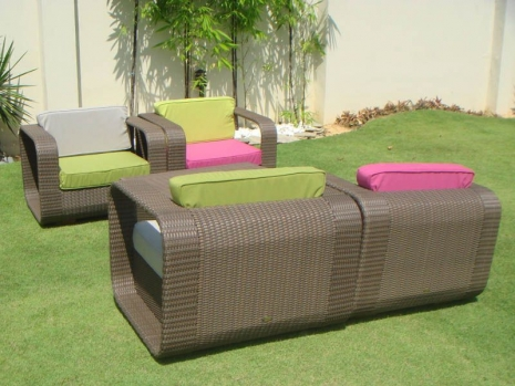Teak Furniture Malaysia outdoor sofa venice sofa
