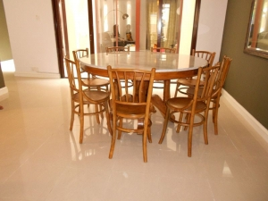Teak Furniture Malaysia indoor dining chairs kopitiam chair