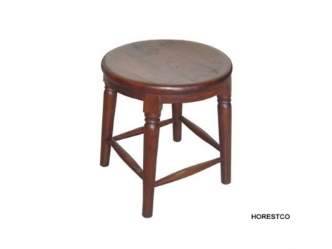 Teak Furniture Malaysia miscellaneous kopitiam stool