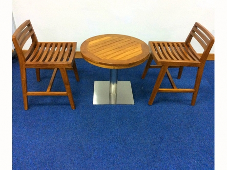 Teak Furniture Malaysia outdoor coffee & side tables setia coffee table