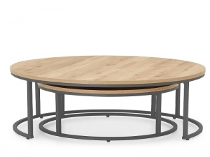 Teak Furniture Malaysia indoor coffee & side tables windsor twin coffee table
