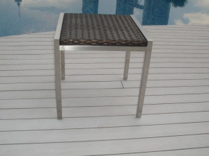 Teak Furniture Malaysia outdoor coffee & side tables monaco sidetable