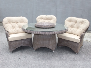 Teak Furniture Malaysia outdoor sofa chester lounge