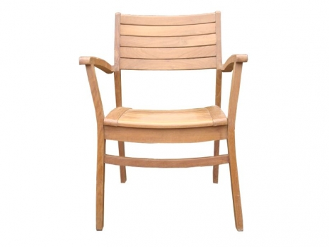 Teak Furniture Malaysia outdoor chairs florence stacking chair