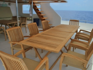 Teak Furniture Malaysia outdoor chairs milan stacking chair