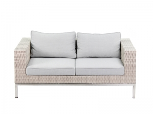 Teak Furniture Malaysia outdoor sofa monaco sofa 2 seater