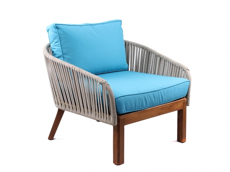 Teak Furniture Malaysia outdoor sofa nusa lounge chair