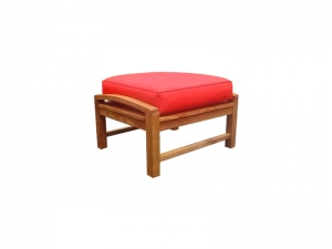 Teak Furniture Malaysia outdoor sofa tiara foot rest
