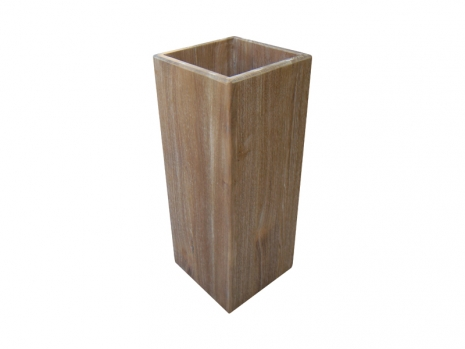 Teak Furniture Malaysia miscellaneous umbrella holder square