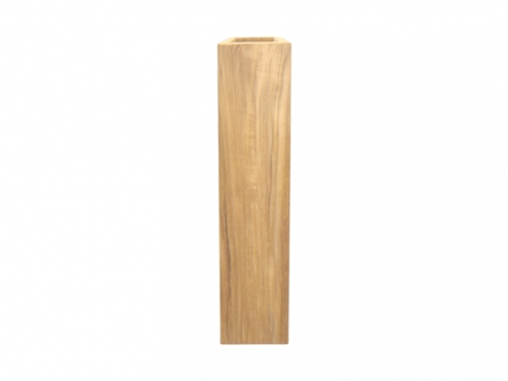 Teak Furniture Malaysia miscellaneous umbrella holder rectangle