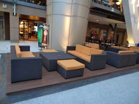 Teak Furniture Malaysia outdoor sofa reunion modular sofa