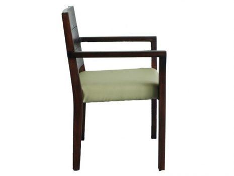 Teak Furniture Malaysia indoor dining chairs sakura arm chair