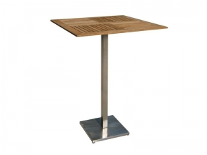 accura square bar table