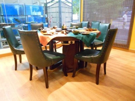Teak Furniture Malaysia indoor dining tables steamboat dining table