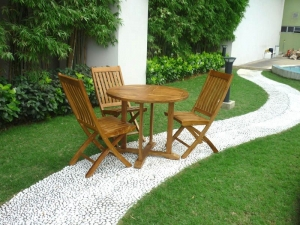 Teak Furniture Malaysia outdoor tables tiara round table d100