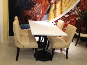 Teak Furniture Malaysia indoor dining chairs vip chair