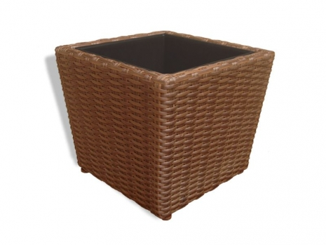 Teak Furniture Malaysia miscellaneous panama waste bin