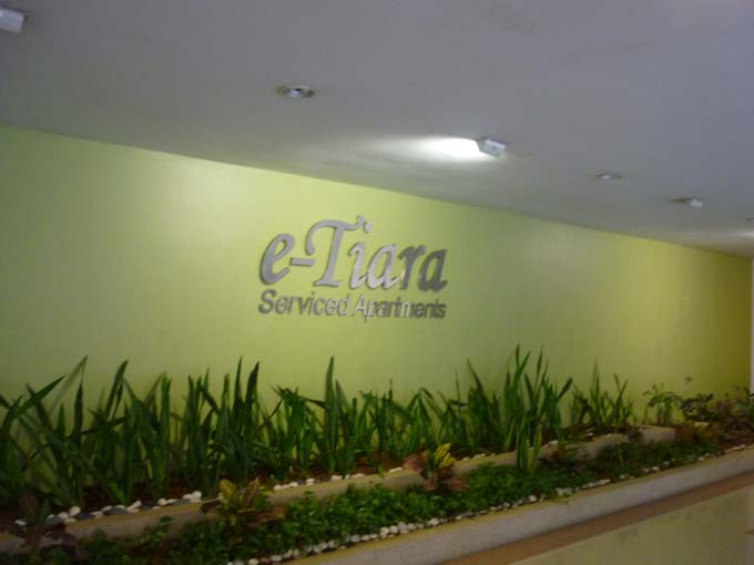 condominium furniture etiara - service apartments