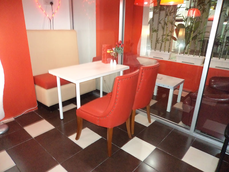 restaurant furniture grill house