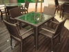restaurant furniture roullette